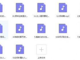 恋爱军团《恋爱指男针》百度网盘下载