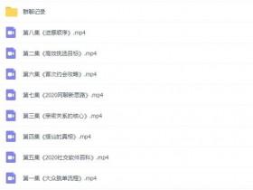 绅士派《2020中国社交追女通则》百度网盘下载