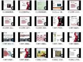 2020年浪迹《官方私教》视频课程