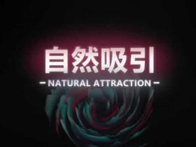 瑞恩原创社交《自然吸引》视频课程