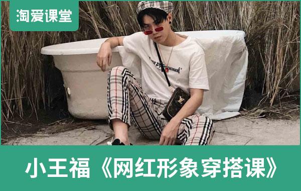 小王福《网红形象穿搭课》完整版